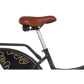 s'cool chiX classic 24 3-S - Vélo enfant - noir